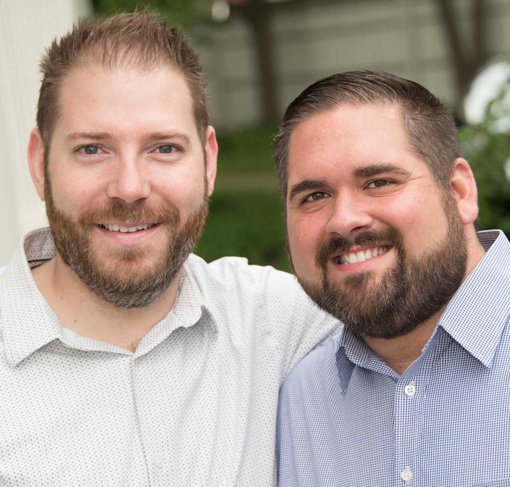 Scott Fuller-Beatty & Jason Fuller-Beatty