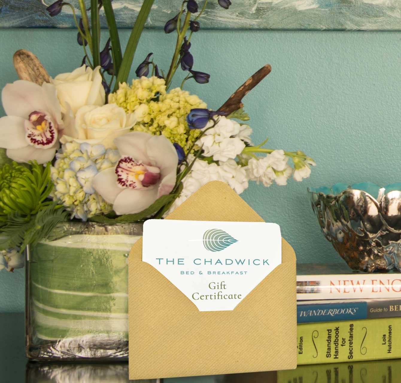 The Chadwick Bed & Breakfast Gift Certificate